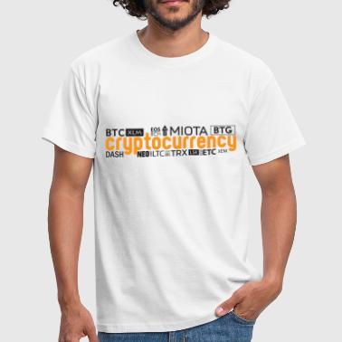 Currency crypto currency - Men's T-Shirt