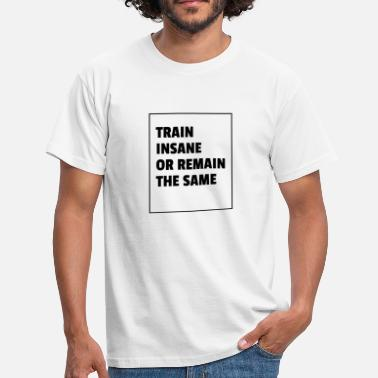 Sanne TRAIN À SANE - T-shirt Homme