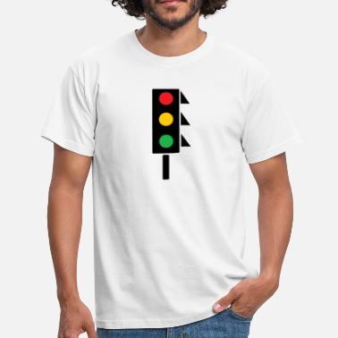 Traffic Light traffic light - Men's T-Shirt