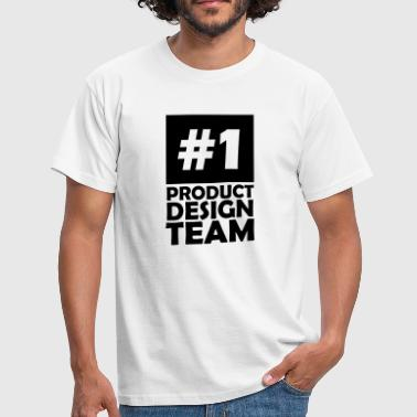 Production Designer number one product design team - Men's T-Shirt