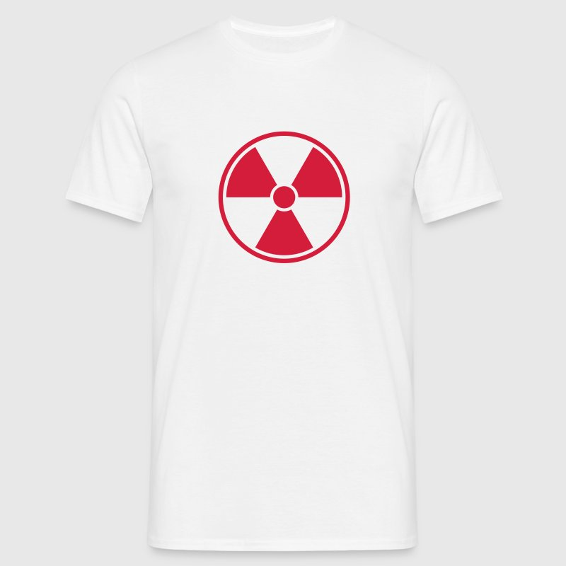 Nuclear Power Logo - T-shirt Homme