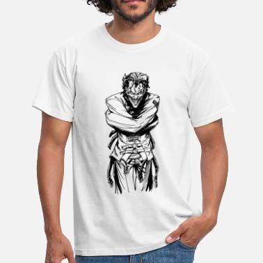 Comic Joker attaché Tee-shirt Femme - T-shirt Homme
