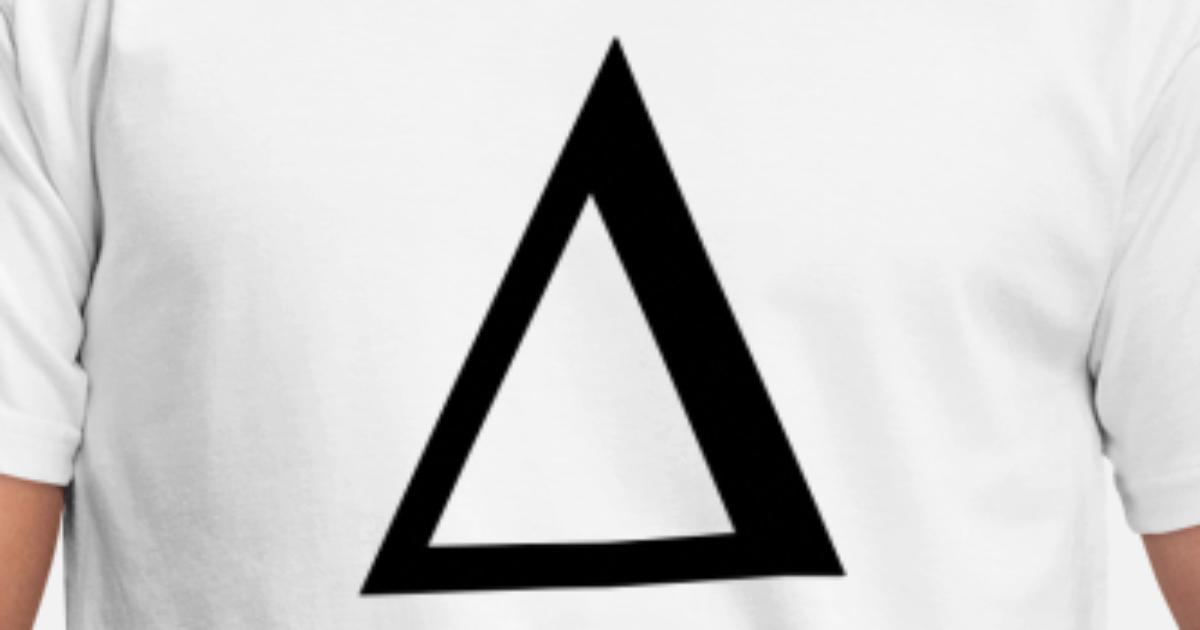 Greek Symbol Delta By Tshirtdesigns Spreadshirt