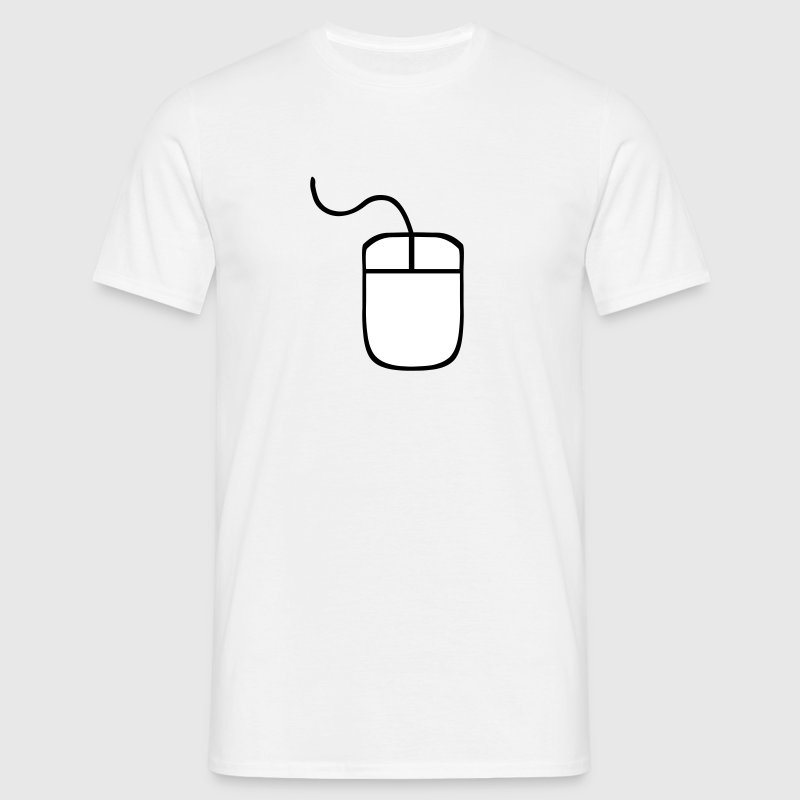 Computer Mouse - Men's T-Shirt