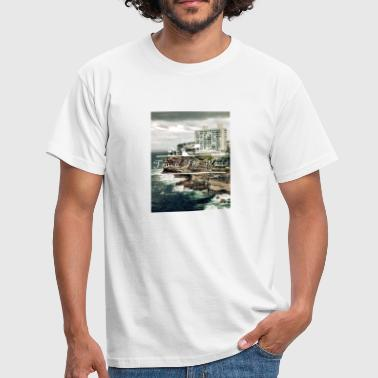 Travel the World - Männer T-Shirt