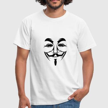 [UK] Anonymous - Men's T-Shirt
