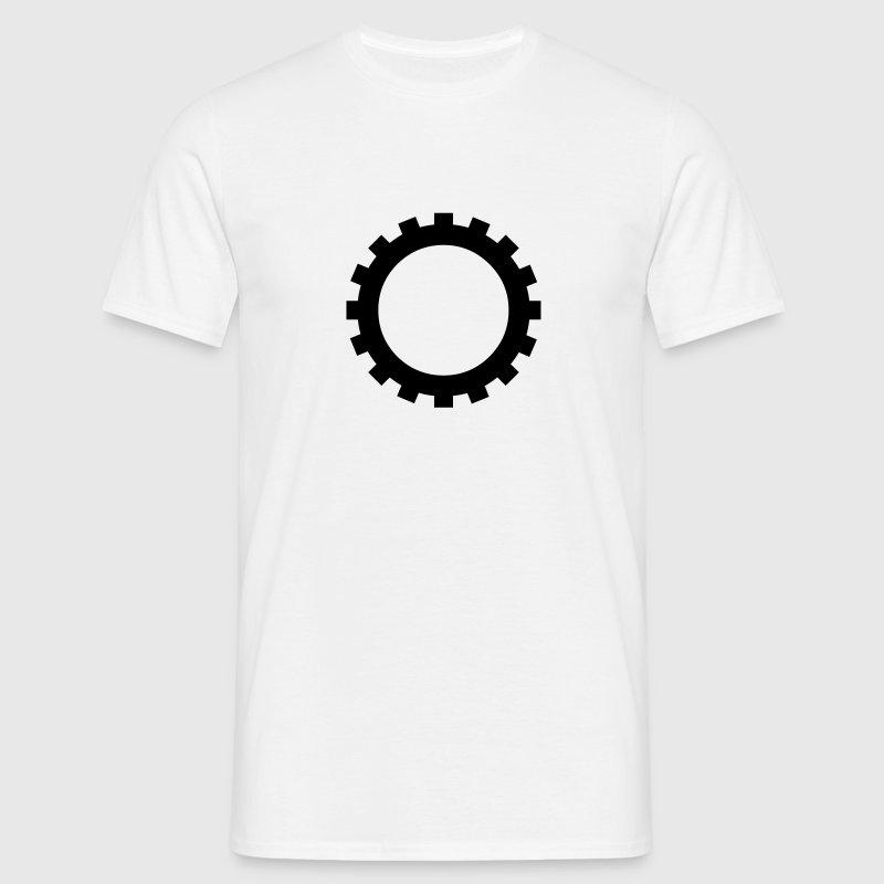 Zahnrad von 2022 spreadshirt zahnrad mnner t shirt altavistaventures Gallery