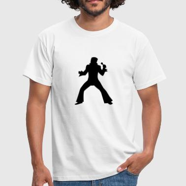 Elvis - Men's T-Shirt