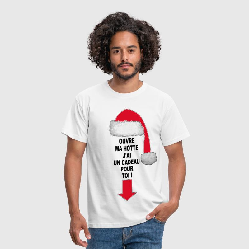 PERE NOEL HUMOUR - T-shirt Homme