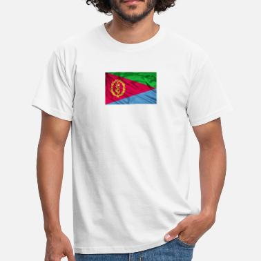 Eritrea Eritrea Flag - Men's T-Shirt