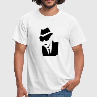 2 Tone Music Ska Man - Men's T-Shirt