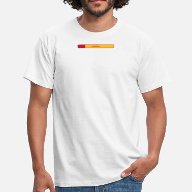 Progress Bar Progress Bar - Men's T-Shirt