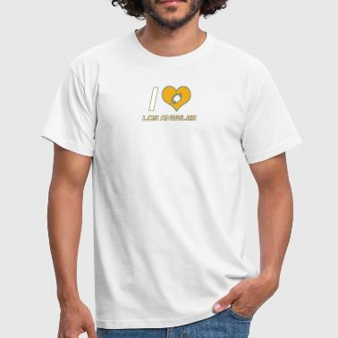 San Diego Chargers I love Los Angeles - Männer T-Shirt