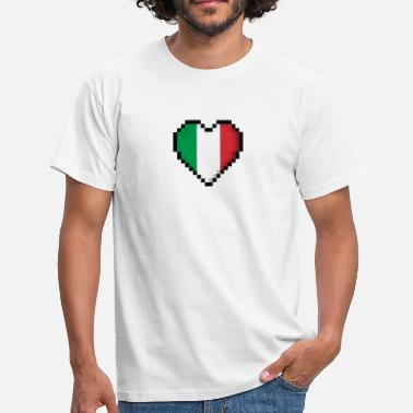 Italy Sexy LOVE Italy - Men's T-Shirt