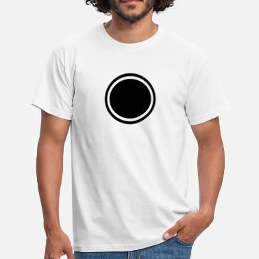 Background Circle, Background - T-shirt Homme