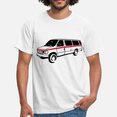 American Van van - Men's T-Shirt