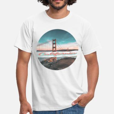 West California - Lotto - Vintage - Maglietta da uomo