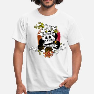 Mens' Shirt SpongeBob Skeleton - Men's T-Shirt