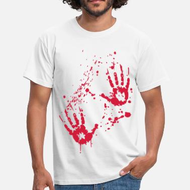 Serial Killer Blut - Serial Killer - T-shirt herr