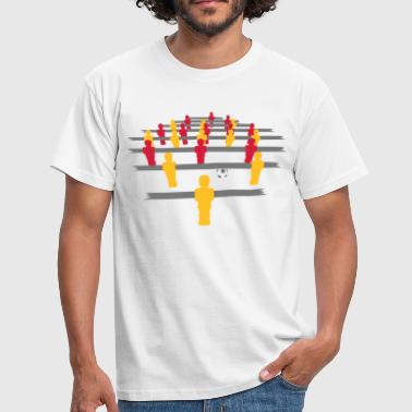 Football soccer table  - Men's T-Shirt
