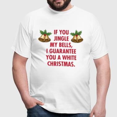 Jingle Bells - Männer T-Shirt