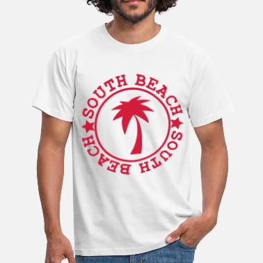 South Beach SOUTH BEACH (v) - Männer T-Shirt