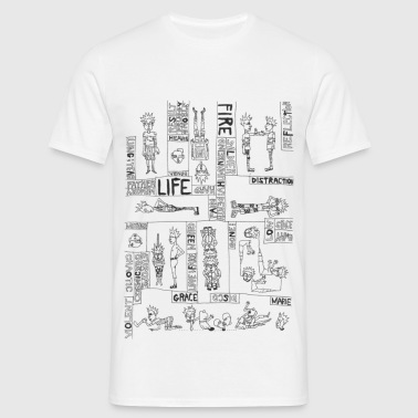 Untitled3 - Clear - Men's T-Shirt