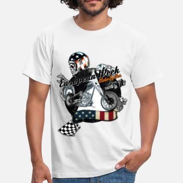 Sion MotorCycles - T-shirt Homme