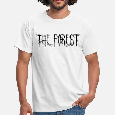 The Forest Quote - Men's T-Shirt