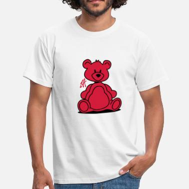 Bamse Teddy bear - Men's T-Shirt