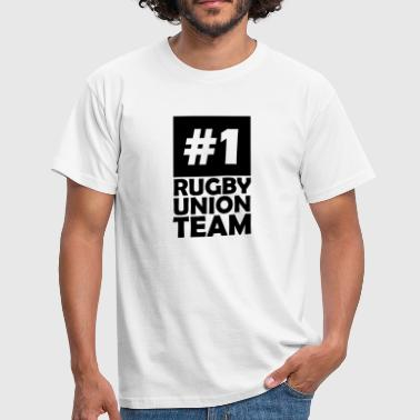 number one rugby union team - Men's T-Shirt