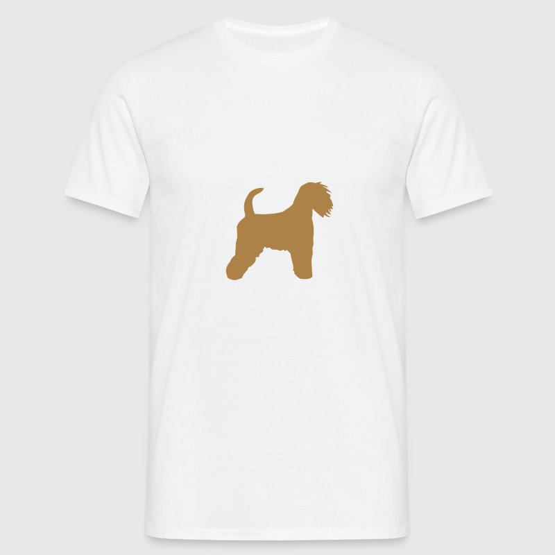 Irish soft coated wheaten Terrier - Miesten t-paita