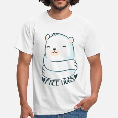 Pedir En Línea Abrazos Oso Camisetas Spreadshirt