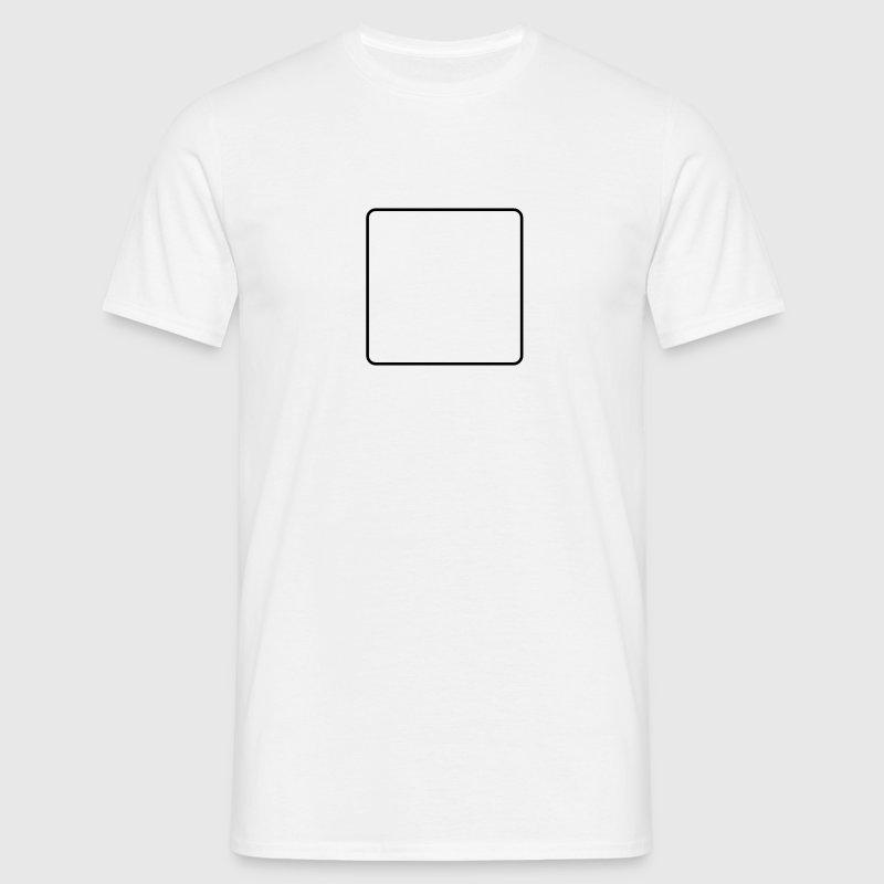Quadrat // Rahmen // Viereck // Text umrahmen von endstern | Spreadshirt