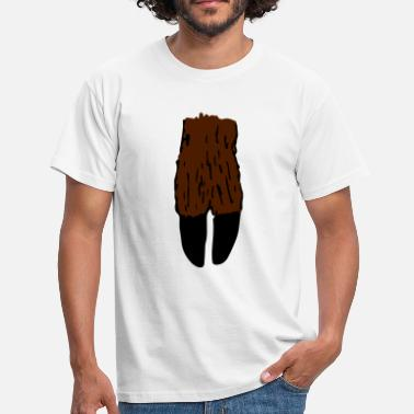 Knuckles Moose Knuckle - Men's T-Shirt