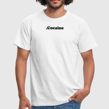 Cocaine - Men's T-Shirt