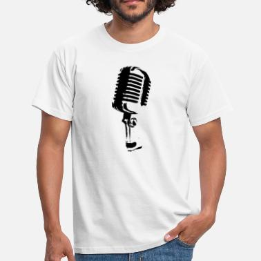 Microphone Microphone Mic - Men's T-Shirt
