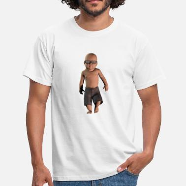 Witty baby cool - Men's T-Shirt