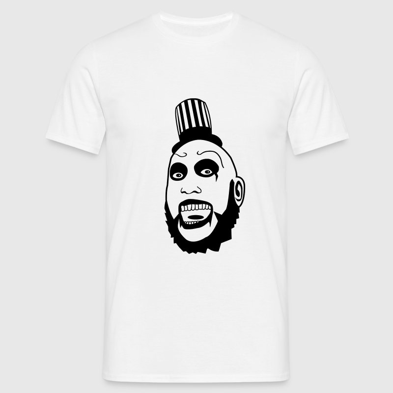 Clown  Captain Spauldings - Männer T-Shirt