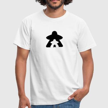 Board Meeple - Men's T-Shirt