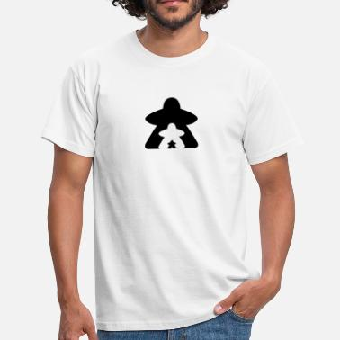 Meeple Meeple - Men's T-Shirt