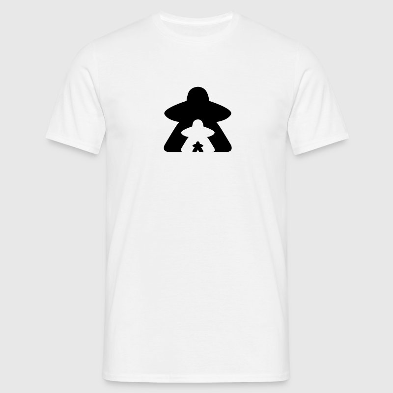 Meeple - Men's T-Shirt