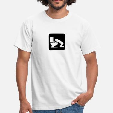 Université vomit - vomir - T-shirt Homme