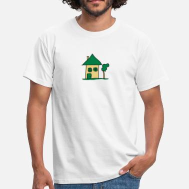 House house - Herre-T-shirt