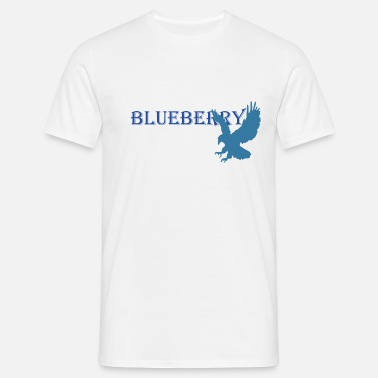 Blueberry blueberry - Men's T-Shirt