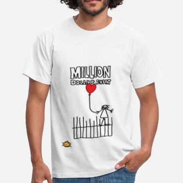 Million Million - Männer T-Shirt