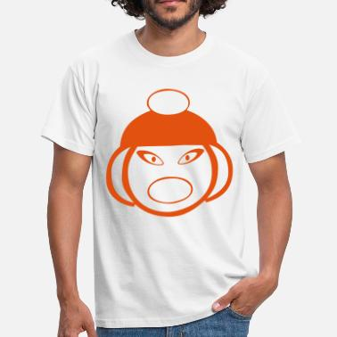 Bobble DJ Bobble Hat - Men's T-Shirt