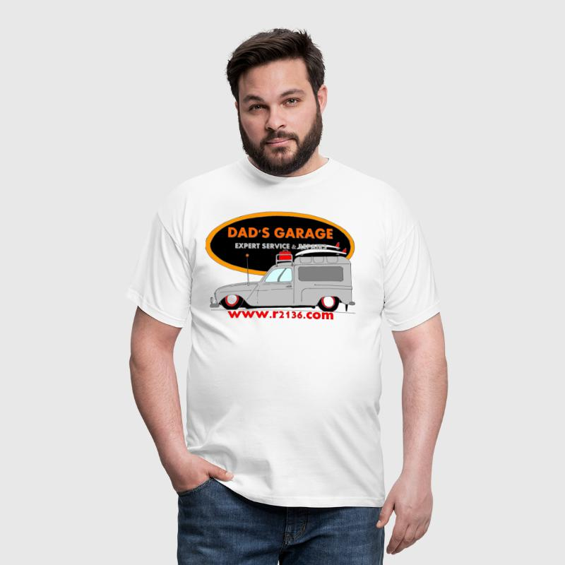 RENAULT R4 - T-shirt Homme