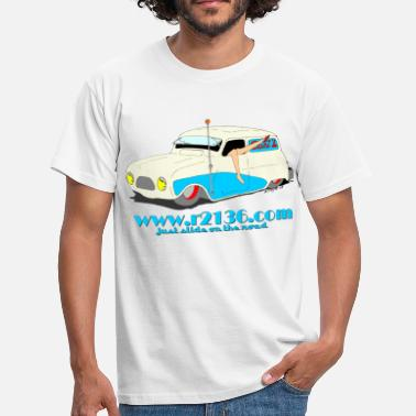 4l Renault 4 lowrider - T-shirt Homme