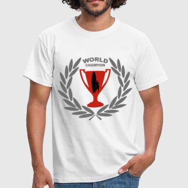 world champion - T-shirt Homme
